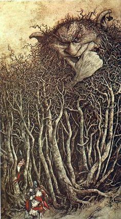 monsterism:    Brian Froud.