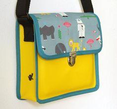 Kindergartentasche Zoosommer