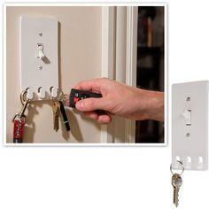 Interruptor porta-chaves – Bem Legaus