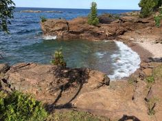 If You Didn't Know About This Epic Swimming Spot In Michigan, You've Been Missing Out