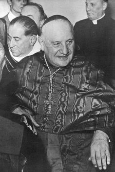 """When a cardinal complained that a rise in Vatican salaries meant a particular usher earned as much as the cardinal, the pope remarked: """"That usher has 10 children; I hope the cardinal doesn't."""" ~ St. John XXIII jokes, quips, wisecracks: He lived with keen sense of humor ~"""