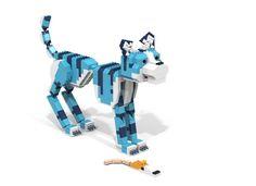 LEGO Ideas - Flexi-Cat