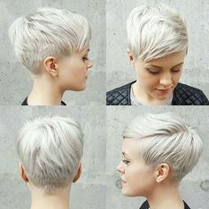 Pixie Perfection.  Haircut by @sarahchambray on sarahb.h. #Hair #Hairstyle #Pixie #Pixiecut #Haircut #Cut #Fresh #Haircolor #Color #Hotd #Hairstylist #Stylist #Hairdresser #Beauty #Suavecita
