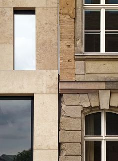 Jacob-und-Wilhelm-Grimm-Zentrum (Universitätsbibliothek der HU Berlin), Max Dudler Architekten, 2006-2009. / 08/2012   da Martin Maleschka