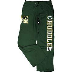 Women's Victoria's Secret PINK® Green Bay Packers Boyfriend Pant - NFLShop.com