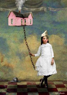 Walking The House by Jayne Alexander