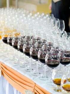 wine tasting & food pairing engagement party (cheeses, bread, fruit, olives, dips, etc). such a fun idea! someone mention this to B for a fun surprise engagement party idea :)