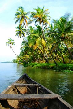 Kerala, India  I want to go back and visit again! Beautiful land and brothers/sisters