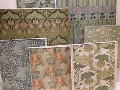 Christopher Dresser's Fabrics