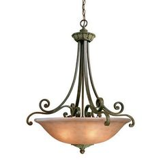 Dolan Designs Windsor 5 Light Inverted Pendant Size: 33.5 x 28
