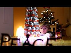 ▶ Making Kinder Surprise Christmas Tree - YouTube