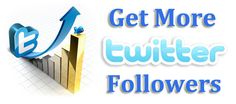 Everyone wants more twitter followers. Visit followinsanity.blogspot.com to become popular fast!