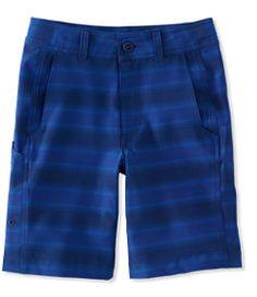 #LLBean: Boys' Land-to-Sea Shorts, Stripe