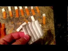 I show everyone how to make easy and cheap fire starters with cotton squares and candle wax. March 17 2013 Adam heads off into the unknown to thru-hike the Appalachian trail and then later that summer thru-hike the John Muir trail. I will be documenting my last few months before I hit the trail documenting all of my trail preparation and exper...