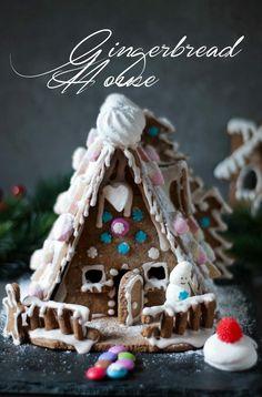 Pancetta Bistrot - ricette creative dall'Italia e dal mondo: Gingerbread House