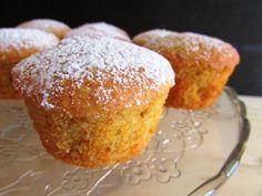 Muffins soffici alle carote e mandorle #muffin