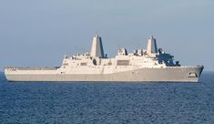 Newest US Navy LPD 'Portland' to serve as laser weapon host ship