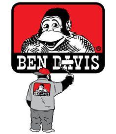 Ben Davis clothing tements, kleidung, ropas