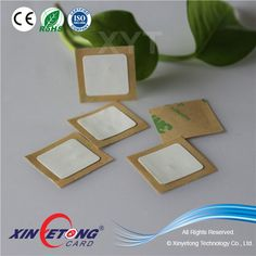 18x18mm Topaz512 NFC Sticker Tag