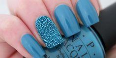 Caviar manicure, l'effetto caviale sulle unghie è il trend dell'estate 2012