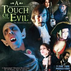 Buy A Touch Of Evil Board Game for R1,589.00