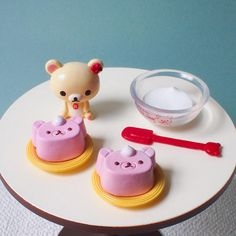 Rilakkuma Homemade Cooking by Re-ment