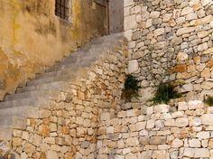 Dry Stone Works, Italy, Sicily, Modica, Ragusa, Montalbano, Val di Noto, Muri a Secco, Pietra Grezza