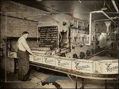 The Koerber brewery in East Toledo went in business just after Prohibition ended.