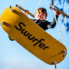 The Swurfer
