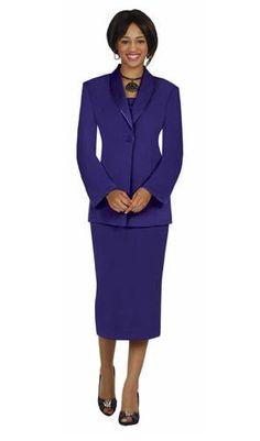 b21b8b6e4ba GMI-Group Womens Church Usher Suit G12272