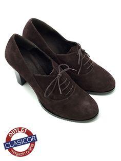 Pantofi din piele pentru femei – 003 | Pantofi piele online / outlet incaltaminte piele | Clasicor Oxford Shoes, Women, Fashion, Moda, Fashion Styles, Fashion Illustrations