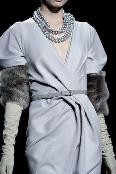 Donna Karan - Fall 2011   Keep the Glamour   BeStayBeautiful