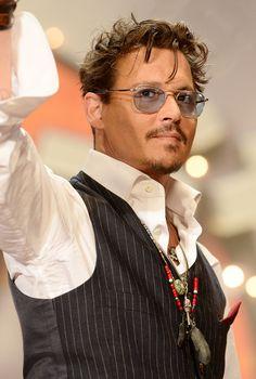 Johnny Depp - 'Lone Ranger' Premieres in Japan