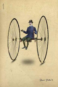 http://www.boumbang.com/dubois-denis/ © Denis Dubois, bicycle