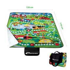 pikniková deka 170x130 BOARDGAME Picnic Blanket, Outdoor Blanket, Board Games, Camping, Campsite, Tabletop Games, Campers, Tent Camping, Picnic Quilt