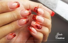 Ricostruzione in gel ... nail art