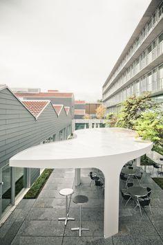 Gallery of Leaf-Structured Canopy / SAM Architekten und Partner - 7