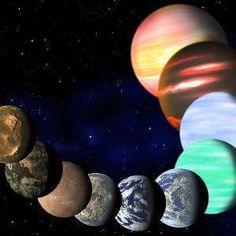 Por que todos os Planetas são Sexys?