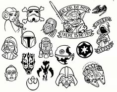 Image from https://www.askideas.com/media/24/Black-Outline-Star-Wars-Tattoo-Flash-By-Jason-Sorrell.jpg.