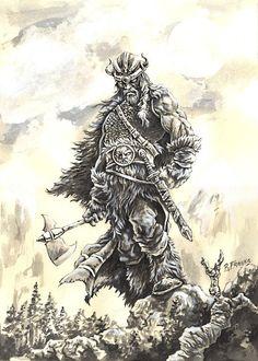 Os vikings valorizavam a morte. Após a morte, havia ritos como a queima do defunto, junto com o sacrifício de animais e as vezes de algum homem do exército inimigo. Existem casos que até mesmo os navios foram enterrados. Era comum que, quando o homem morresse, sua mulher favorita fosse enterrada viva junto a ele.