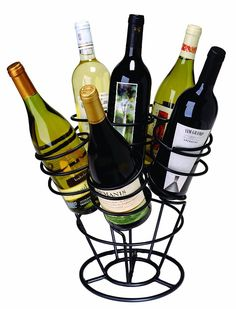 Wine Rack Bottle Holder Storage Metal Bar Kitchen Home Decor Cabinet  #Oenophilia