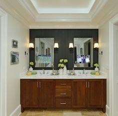 Master Bathroom - Contemporary - Bathroom - Images by Darlene Molnar LLC | Wayfair
