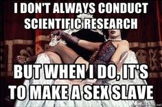 Rocky Horror Picture Show! And I TOTALLY read this in Tim Curry's voice!