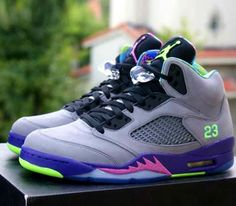"Air Jordan V ""Bel Air"" - i dont usually like newfangled colorways of classics but these right here!!!"