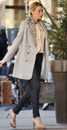 Serena Van Der Woodsen Fashion Season 1