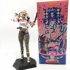 DC Crazy Toys Suicide Squad Harley Quinn 1/6TH Figure Real Clothes PVC Statue https://qdiz.com/?p=3180