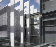 Campus Repsol   Madrid, Spain   Rafael de la Hoz Arquitectos   photo by Alfonso Quiroga