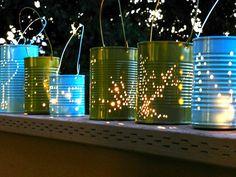 Tin Lanterns