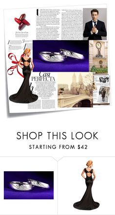 """""""Jujuden Jewelry 5"""" by divi121314 ❤ liked on Polyvore featuring Post-It, Whiteley and Garance Doré"""