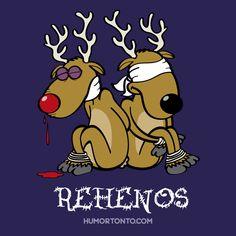 Este año, Papá Noel pide un rescate para salvar la Navidad!